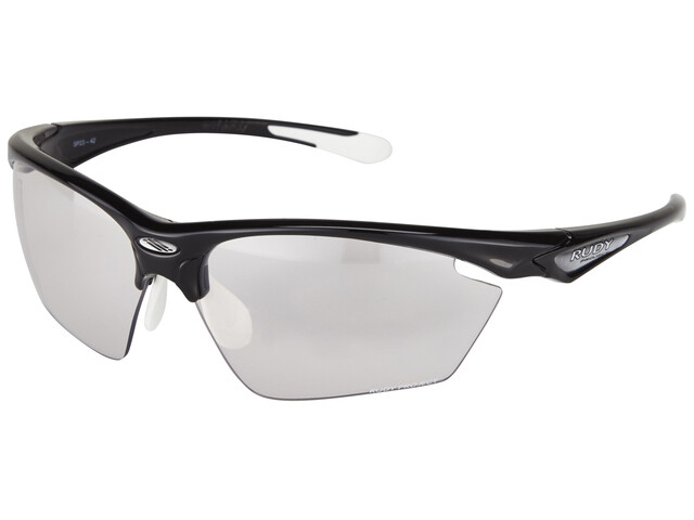 Rudy Project Stratofly Glasses Black Gloss/White Photoclear
